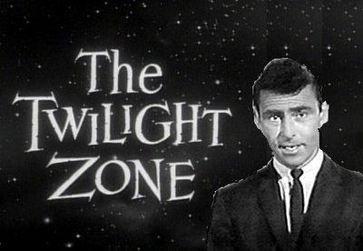 La Quatrième Dimension crée par Rod Serling Twilight-zone