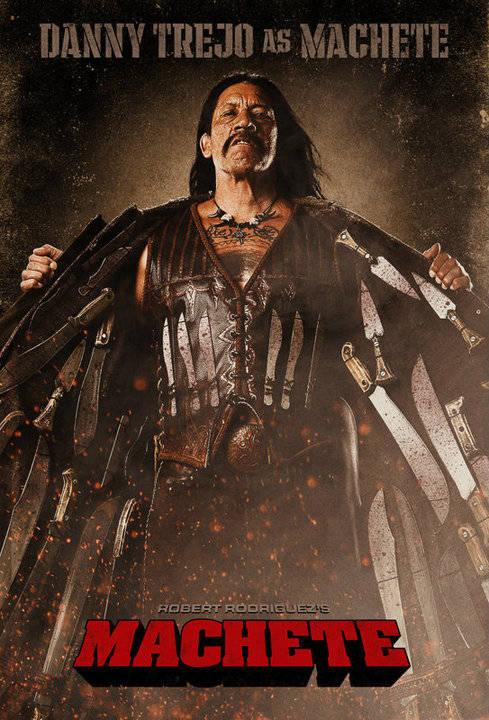 Danny Trejo Machete Movies Machete 2010 – Danny Trejo