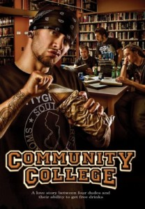 community college stupid humor comedy movie review community college 2012 stupid humor comedy movie review