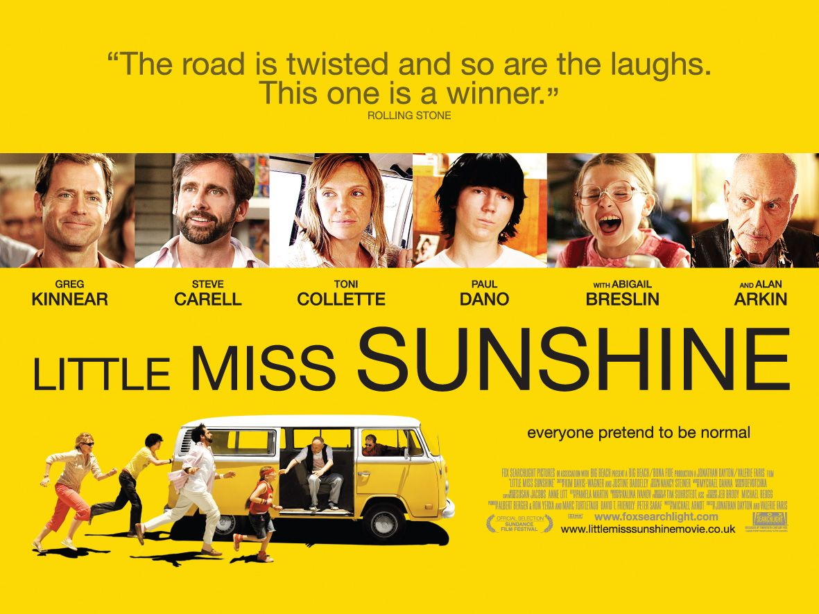 little miss sunshine family analysis Little miss sunshine little girls are coiffed, heavily made-up the family atmosphere as a whole never truly reverberates with the type of anxiety the plot.