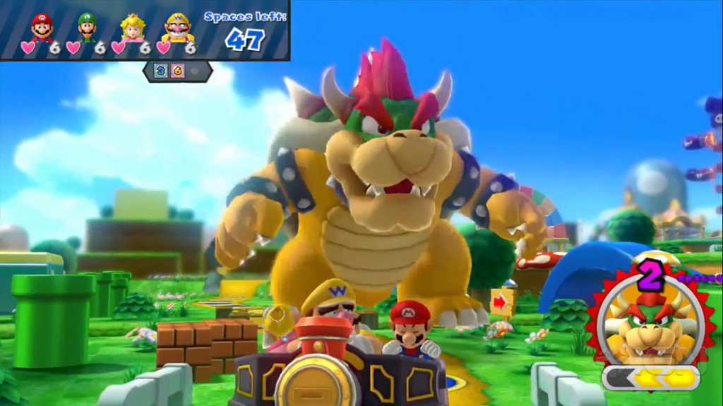Mario Party 10 For Wii U Crash The Biggest Party With Bad