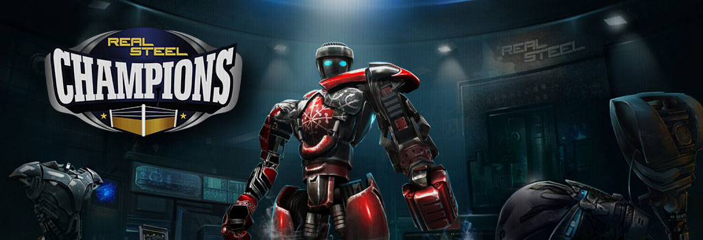 real steel champions on android � video game news scared
