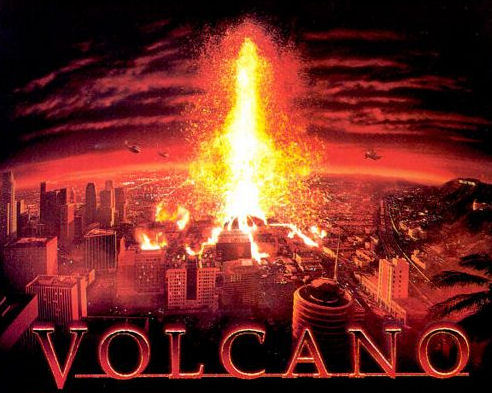 A review of the movie volcano
