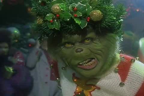 How the Grinch Stole Christmas (2000) – Jim Carrey Xmas Dr. Seuss ...