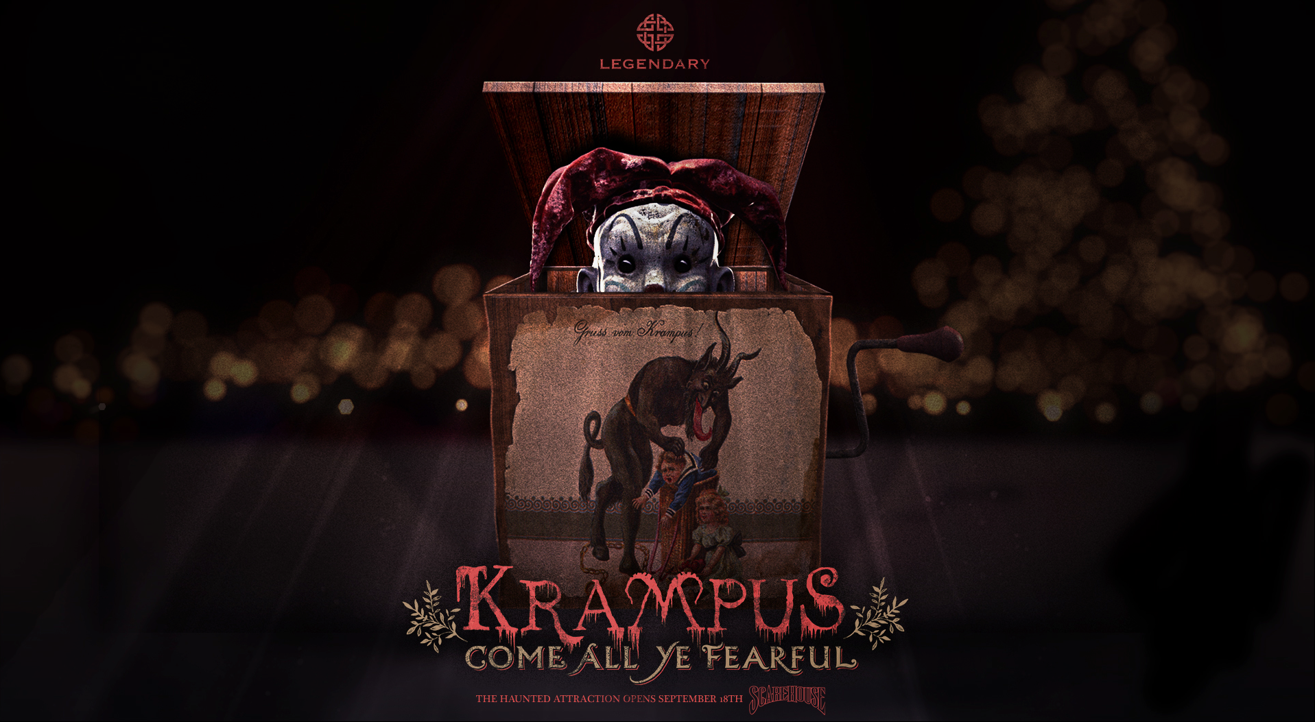 Krampus Film 2019 Stream
