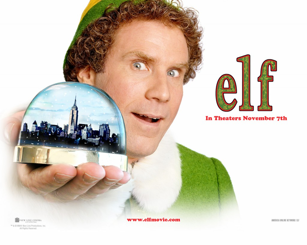 Elf (2003) – Will Ferrell, James Caan XMAS MOVIE REVIEW | Scared ...