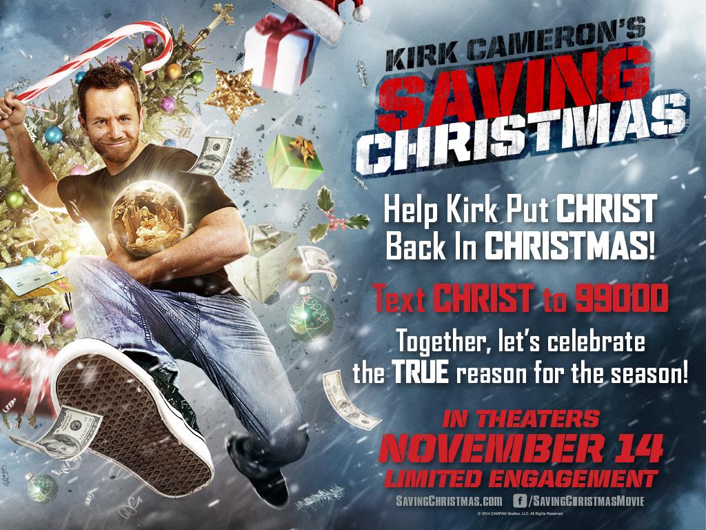 Saving Christmas (2014) – Kirk Cameron XMAS MOVIE REVIEW | Scared ...
