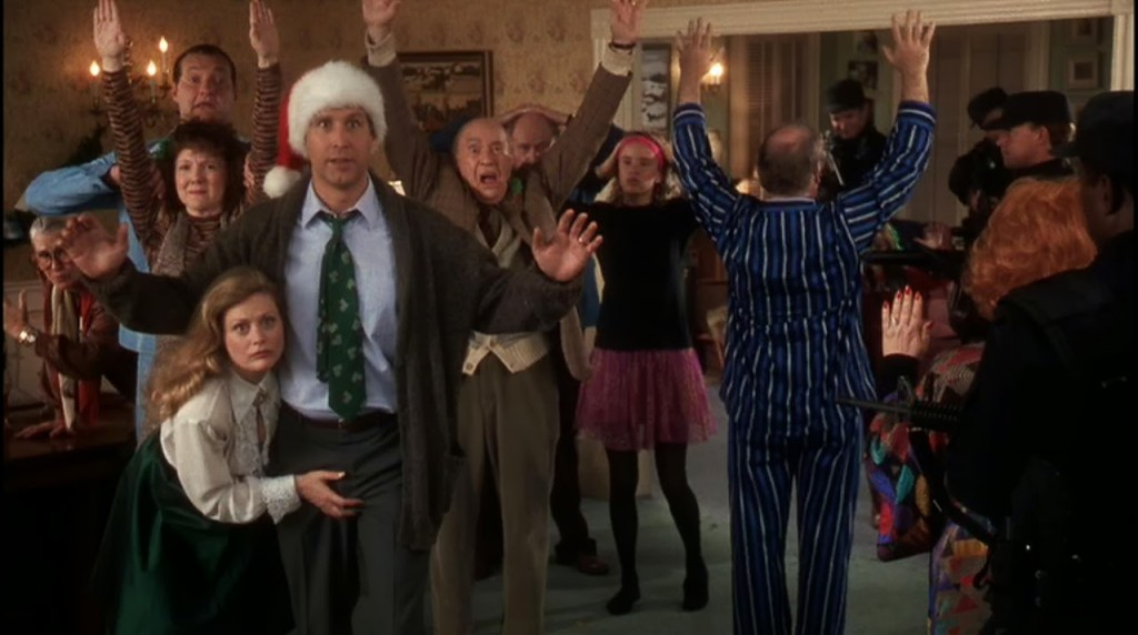 National Lampoon S Christmas Vacation 1989 Chevy Chase