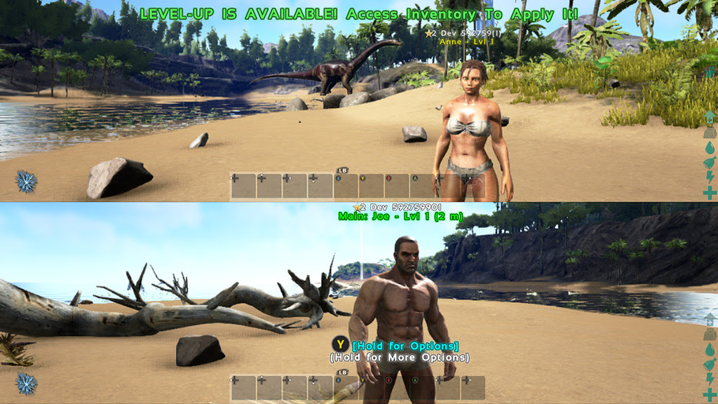 ARK: SURVIVAL EVOLVED DELIVERS XBOX ONE UPDATE FEATURING