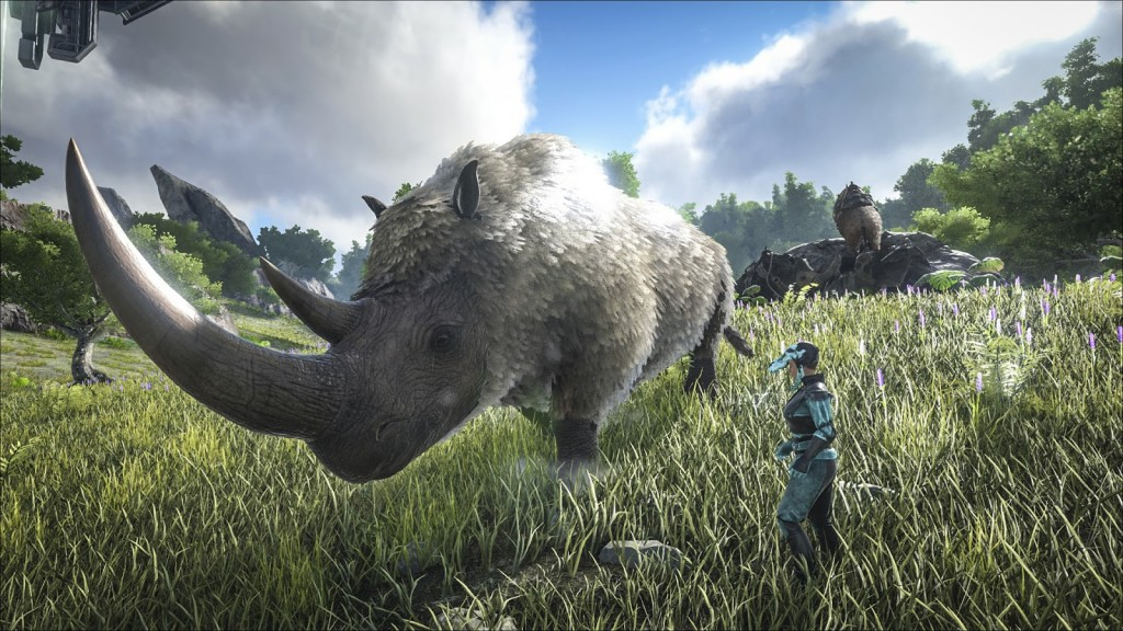 XBOX ONE GETS MAMMOTH ARK: SURVIVAL EVOLVED UPDATE WITH