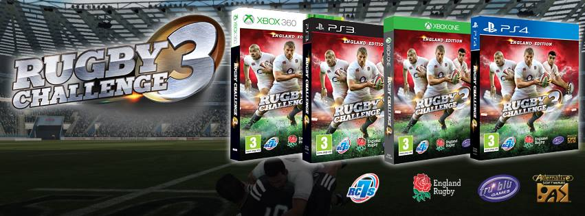 Rugby Challenge 3 Take To The Field Today As World S Leading Rugby Union Teams Video Game News Scared Stiff Reviews