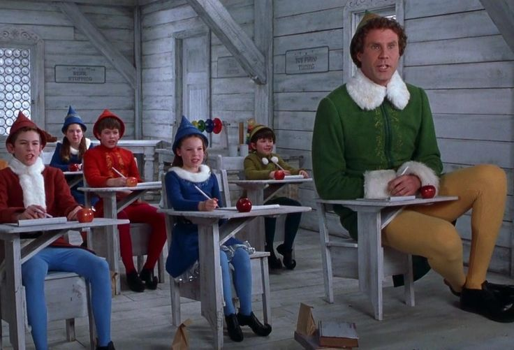 ELF (2013) Christmas Movie Review | Scared Stiff Reviews