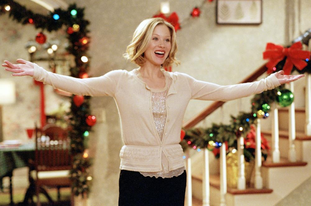SURVIVING CHRISTMAS, Christina Applegate, 2004, (c) DreamWorks