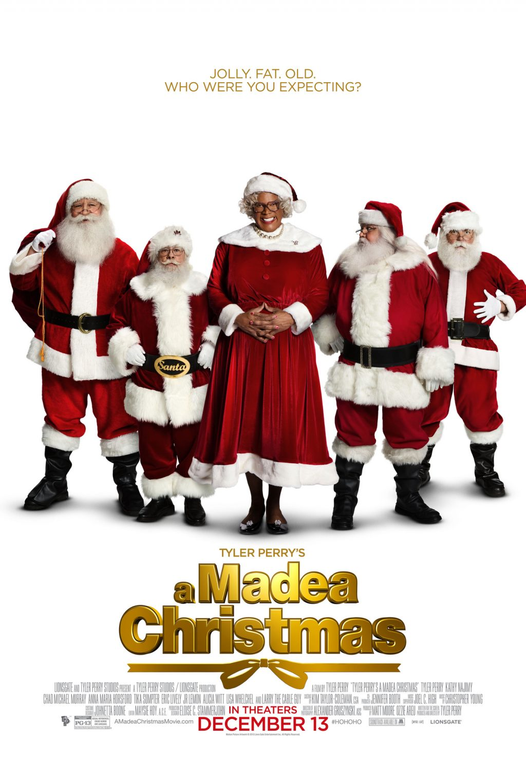 a madea christmas 2013 � tyler perry larry the cable