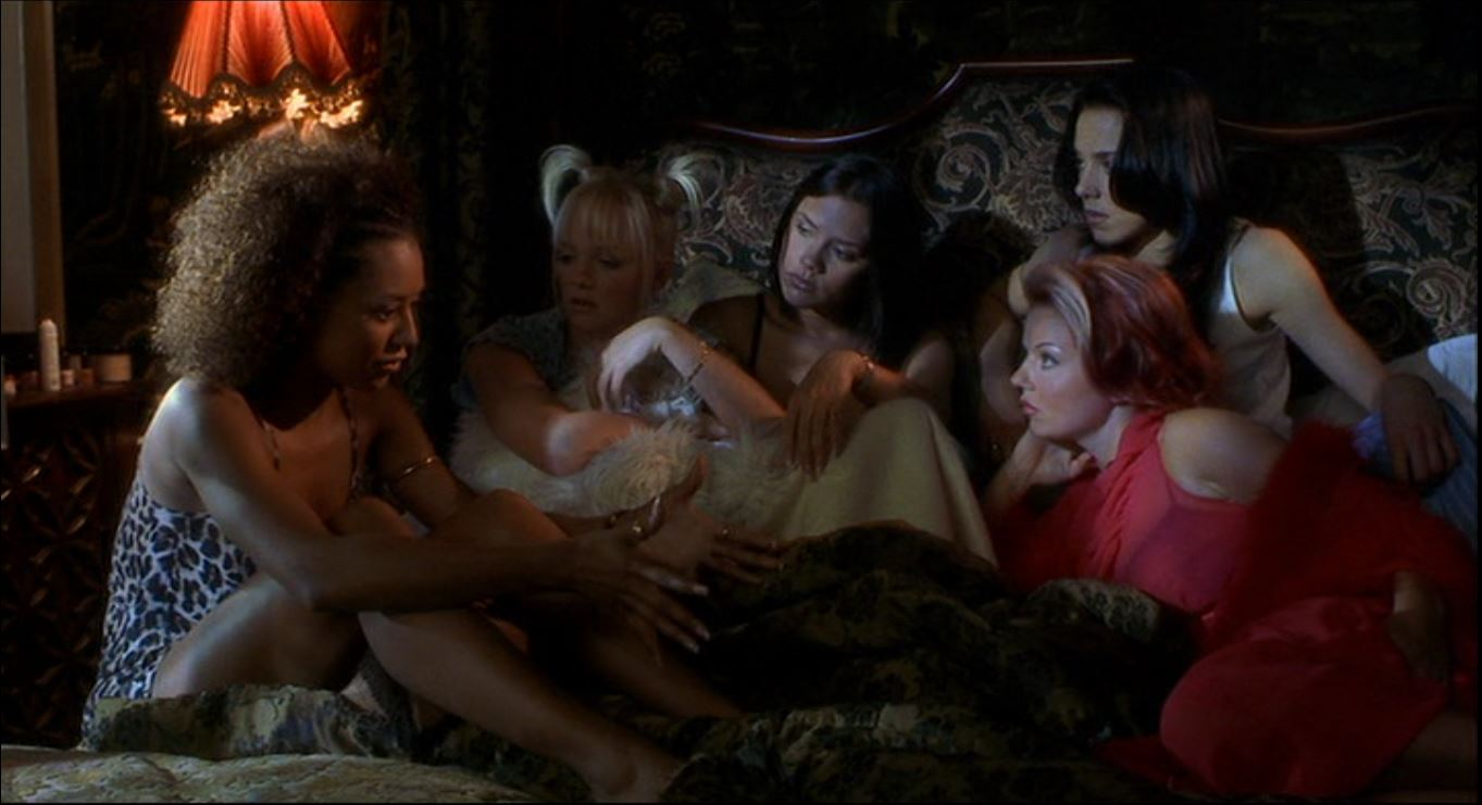 Spice World 1997 Movie Review Scared Stiff Reviews