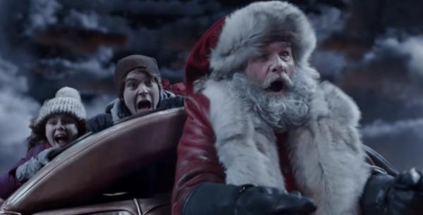 The Christmas Chronicles Dvd.The Christmas Chronicles 2018 Netflix Original Christmas