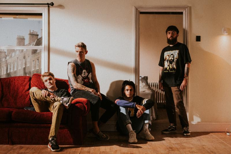 Neck Deep Supporting Blink-182 and Lil Wayne This Summer
