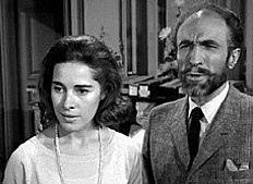 Twilight Zone A Piano In The House 1962 Class Tv Episode Review Scared Stiff Reviews