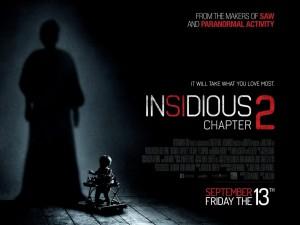 insidious 1 reviews