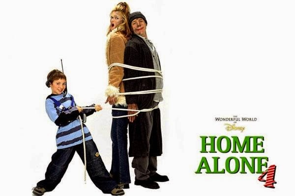 Home Alone 4 2002 Xmas Movie Review Scared Stiff Reviews