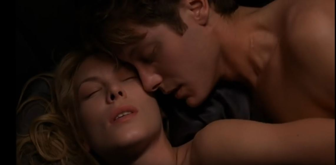 Crash (1996) - Sexploitation Movie Review - SCARED STIFF REVIEWS