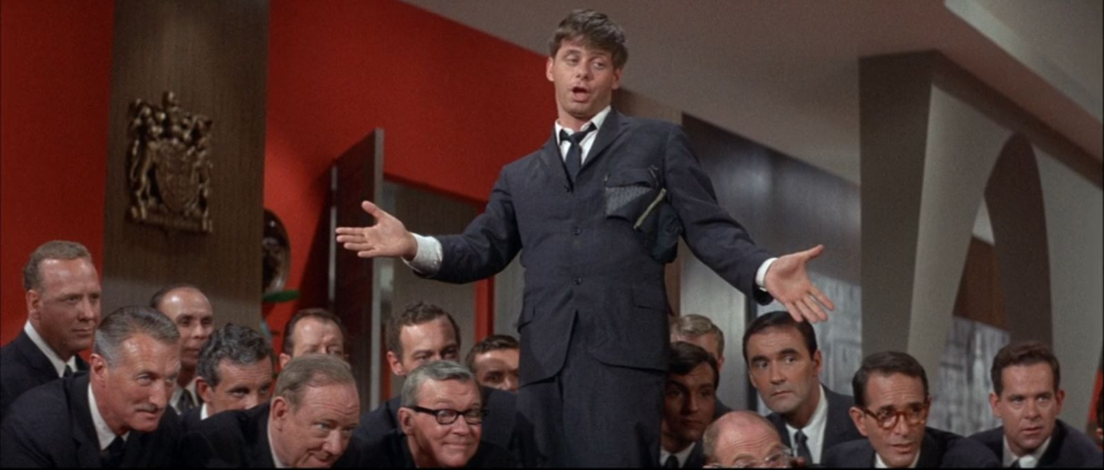 How to Succeed in Business Without Really Trying (1967) - Movie Review -  SCARED STIFF REVIEWS