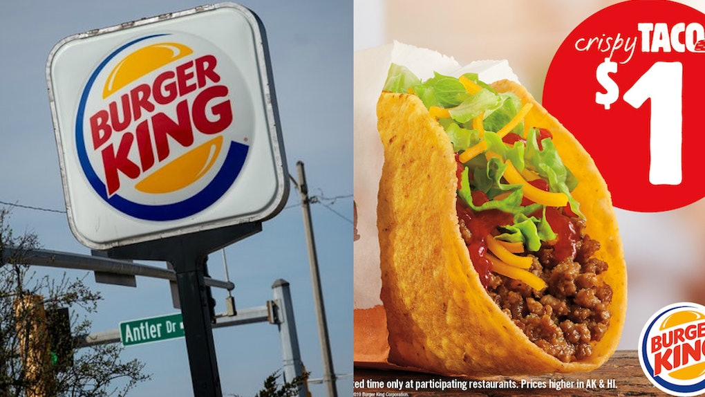 Burger King Tacos Review Should Taco Bell Be Nervous Scared Stiff Reviews