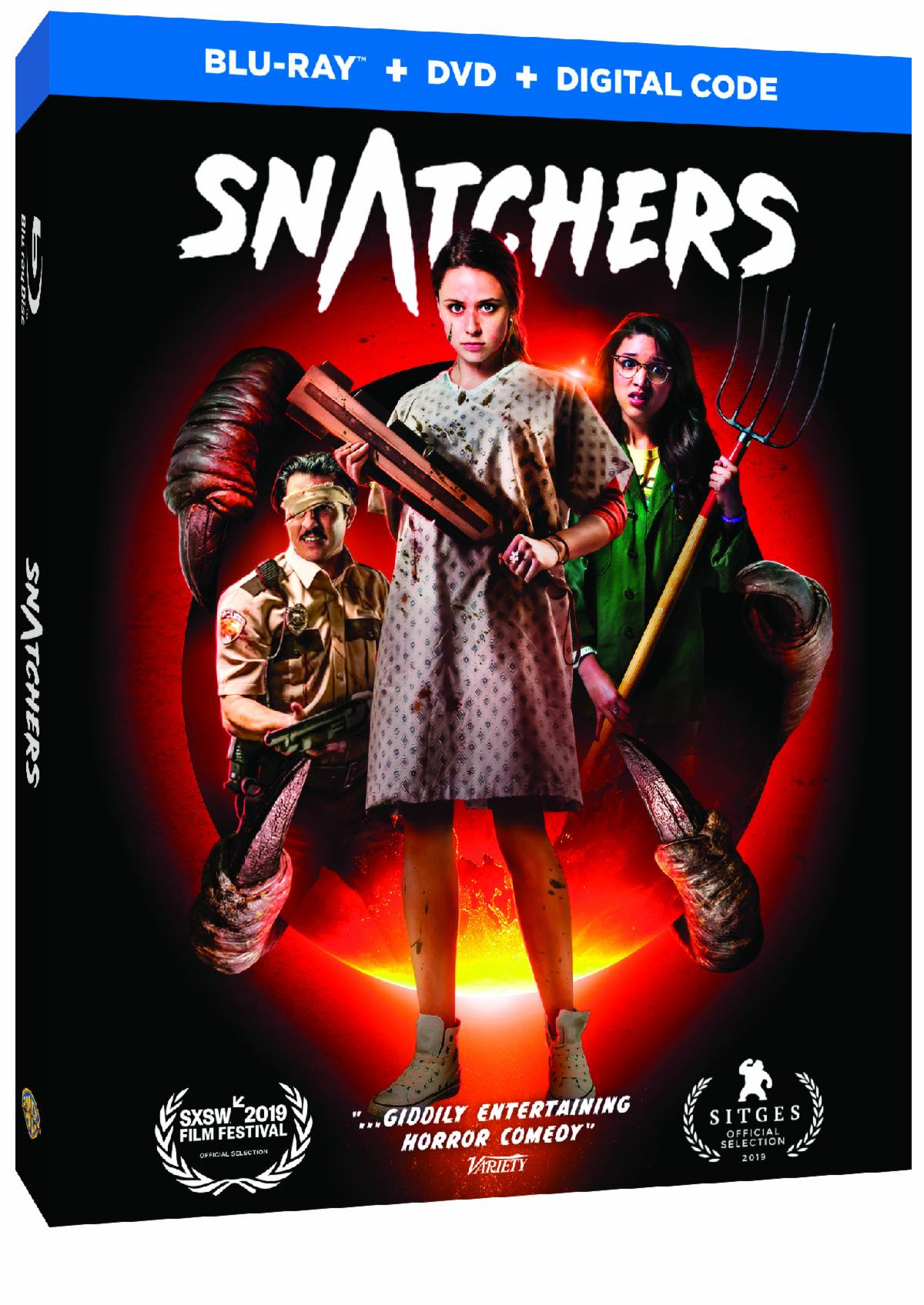 """All In Alyssa Dvd Porn snatchers"""" escapes today on blu-ray, dvd and on-demand from"""